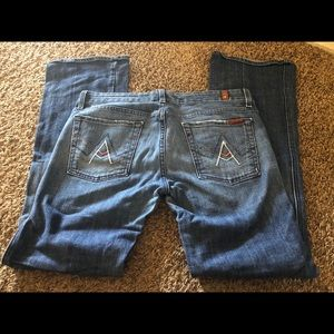 7 for All kind Jeans